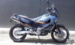 2007 KTM 990CC 990 ADVENTURE DUAL SPORTS^Are you ready
