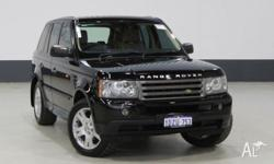 LOW KMS ON THIS STUNNING RANGE ROVER SPORT! IN STYLISH
