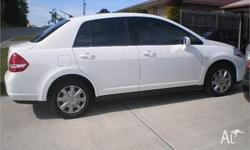 Hi I am selling my nissan tiida (2007) for very