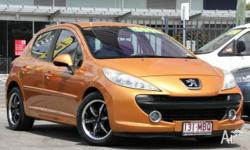 This sporty hatch is in excellent condition and is