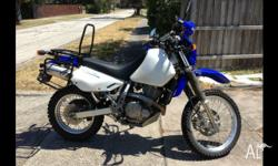 2007 model Suzuki DR650 SE with 12900 kms Great