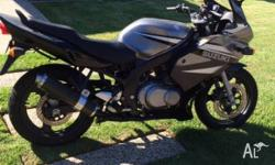 Suzuki GS500F Immaculate Condition -Low K's -Treated