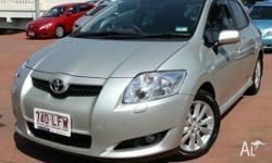 This 2007 Toyota Corolla Levin ZR Hatch includes
