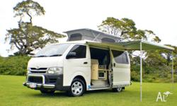 If you are looking for a reliable campervan with