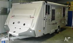 PRICE DROP MUST SELL ! 2008 Coromal 515 Corvair Limited