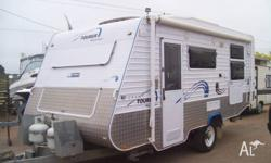 2008 CREATIVE OFFROAD TOURER HAS EVERYTHING YOU NEED