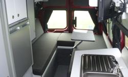 new conversion, call for details AHA MOTORHOMES custom