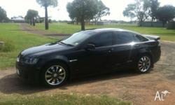 2008 holden ss auto 74,000km Leather interior 18""