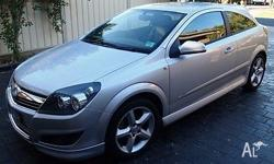 Direct Injection 2.2 SRi Holden Astra New Performance