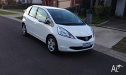 2008 HONDA JAZZ VTI HATCH IN EXCELLENT CONDITION LOW