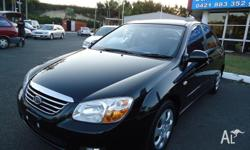 2006 kia cerato sedan manual , drive away no more to