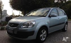 Excellent Condition Kia Rio, first registered April
