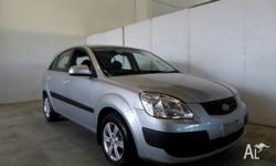2008 Kia Rio 1.4litre 5 speed manual .... Ready to go