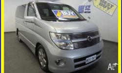 Nissan ELGRAND Highway Star * Nissan Highway Star