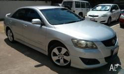 For sale: Toyota Aurion Sportivo ZR6 very good kms for
