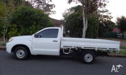 2008 Toyota Hilux Ute Alloy Tray 185,000klm 4cyl 5