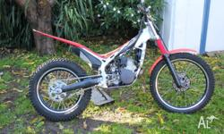 --FOR SALE-- 2009 Beta Evo 125 Trials Bike Improve your