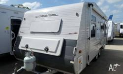 2009 Coromal Lifestyle Caravan 610 Features: Water
