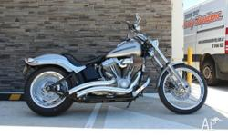 2009 Harley-Davidson Softail. They dont make them like