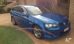 2009 HOLDEN COMMODORE SS VE MY09.5 -