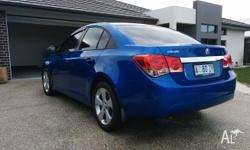 Holden Cruze 2009 CD Sedan Excellent condition, very