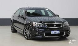 TOP OF THE RANGE LUXURY SALOON WITH THE MIGHTY 6.2L LS3