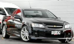 The SS V Commodore Ute is the iconic Holden with a big