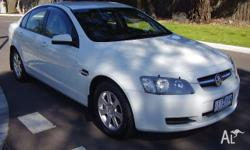 2009 Holden VE Commodore Omega, Dual Fuel (Gas