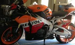 Repsol Limited Edition. -Immaculate condition -Only