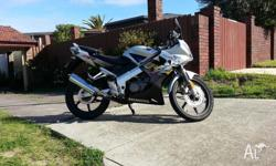 Selling off my CBR150. Great bike for a learner rider