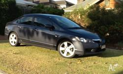 MY2009 VTI Civic with a full log booked service history