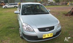 2009 kia rio, Great condition REDUCED PRICE REMAINING