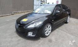 ***Now Wrecking 2009 Mazda 6 H�B 4 Cylinder � FWD*** We