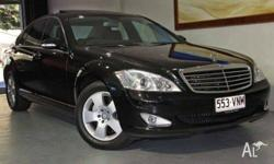 Just arrived is a lovely 2009 Mercedes S320 CDI in