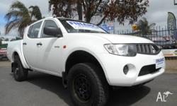 RARE AUTOMATIC......... THE IDEAL UTE WITH POWERFUL 3.2
