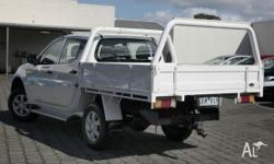 DUAL CAB AUTO TRAY - FEATURES INCLUDE - Turbo Diesel,