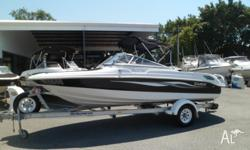 Savage's 195 Bowrider is the first model in the