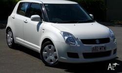 One Owner Swift with only 32,000 kilometres on the