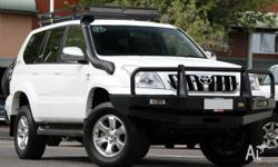 EX-RAA motor vehicle - 2009 Prado GXL Wagon!! 3.0L