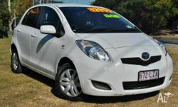 RELIABLE 4cyl AUTO hatch with fantastic km's, clean and