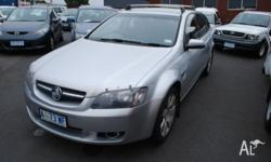 HOLDEN VE INTERNATIONAL WAGON 3.6 LTR AUTO GEARBOX P/S