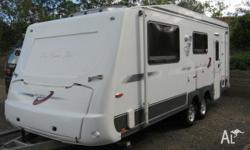 full rear onsuite...gas hot water..queen bed..3 burner
