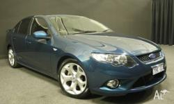 ***A FANTASTIC DRIVE*** 2010 FG FORD FALCON XR6 SEDAN.