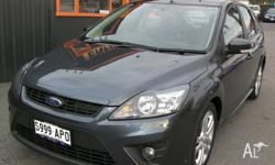 2011 FORD FOCUS. LVSeris 2 Zetec AUTO hatch. In top