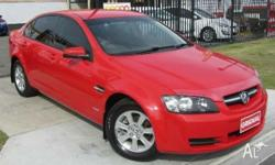 2010 HOLDEN COMMODORE VE OMEGA SEDAN IN EXCELLENT