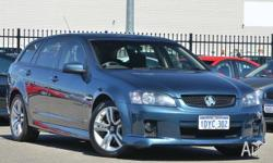 Awesome V8 SS Wagon in spotless condition- will stand
