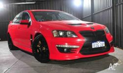 WHAT A BEAST!! TOP OF THE RANGE HSV WITH THE BEST