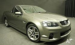 ***EVERY BIT BRILLIANT*** 2010 VE HOLDEN COMMODORE SV6