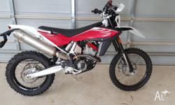 Selling my Husqvarna TE511. Beast of a bike Is in stock