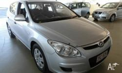 Immaculate 2010 Hyundai I30 Silver Hatchback. Only done
